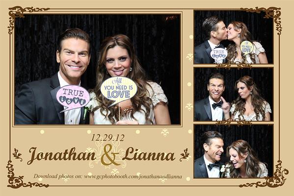 Jonathan and Lianna's Wedding