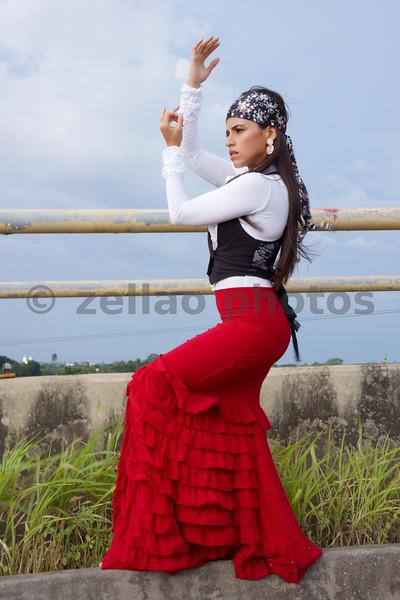 Flamenco Dancer Carolina Pizzocaro