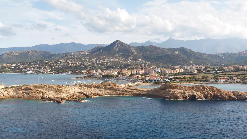 Ile Rousse, Corse, France