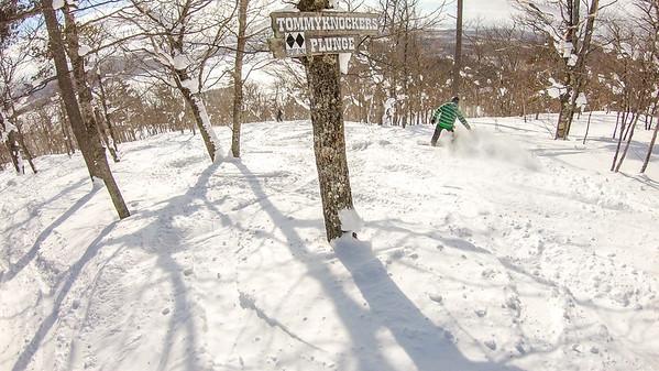 Playing Around Mount Bohemia
