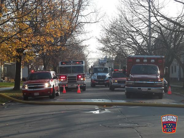 2011 Fires