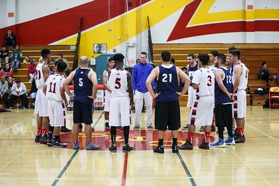 RCS JV Boys' Basketball - 2015 Branson Games