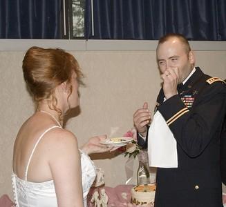 2005 Jay & Melanie's Wedding Reception