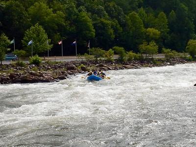 Rafting the Ocoee-2017
