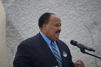 Martin Luther King, III