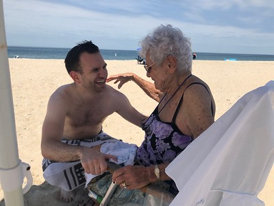 Doug and Taryn come to visit July 18-21, 2019 then to Grandma in Montauk overnight
