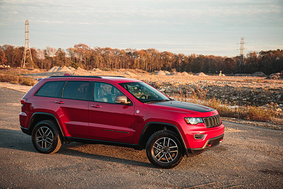 Big Red: 2019 Jeep Grand Cherokee Trailhawk