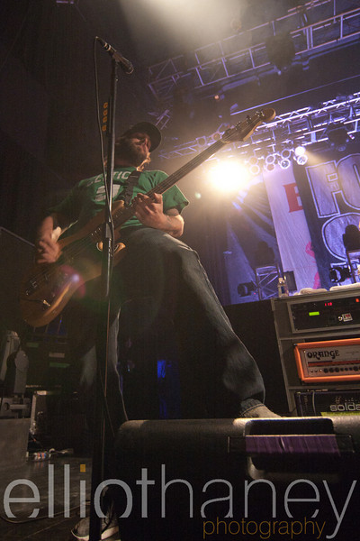 House of Blues: Four Year Strong, Bad Religion and Rise Against