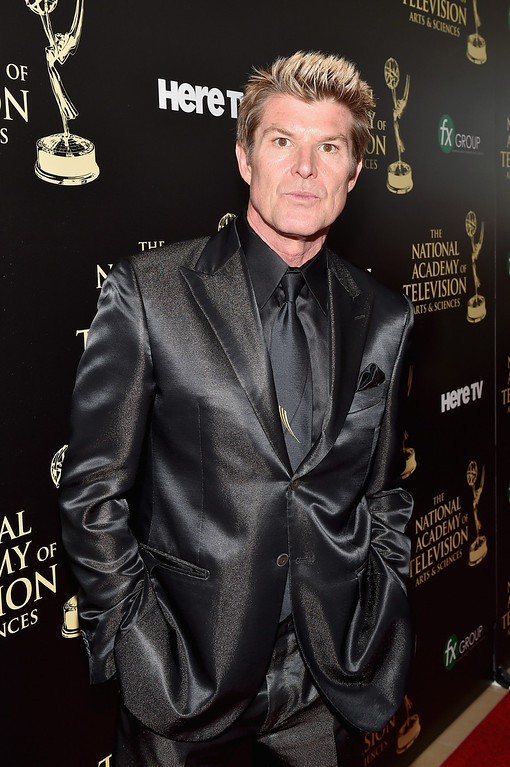 . Actor Winsor Harmon attends The 41st Annual Daytime Emmy Awards at The Beverly Hilton Hotel on June 22, 2014 in Beverly Hills, California.  (Photo by Alberto E. Rodriguez/Getty Images for NATAS)