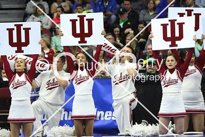 Indiana University Cheer NCAA