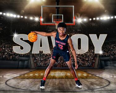 Dae'Marion Savoy Basketball, 2020-2021