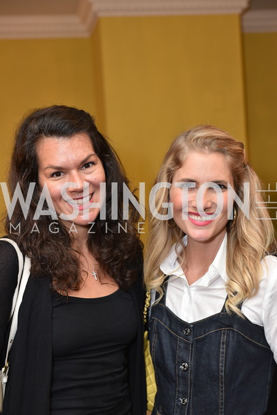 Steph Polis, Ashley Bronczek, Young Patrons at the National Theatre, The Waitress, June 3, 2018 -9095.JPG