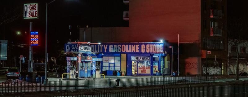 Gas Sale