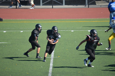 Frosh-Soph Scrimmage August 2012