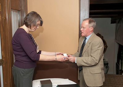 Charlotte Business Professionals @ The Dunhill w/Jane McIntyre 11-15-10 by Jon Strayhorn