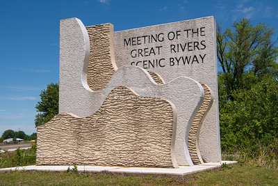 USA, IL - Great River Road National Scenic Byway