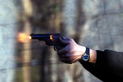 Shooting Guns