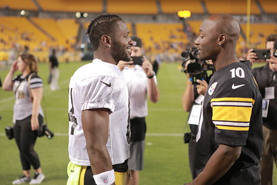 Steelers Family Day