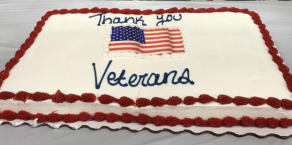 Veterans Dinner 2017