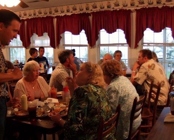 Boyd Family Tour 2007