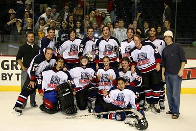 Belmont  Hockey 11-05