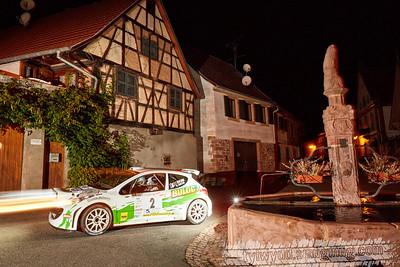 Rallye Centre Alsace 2016