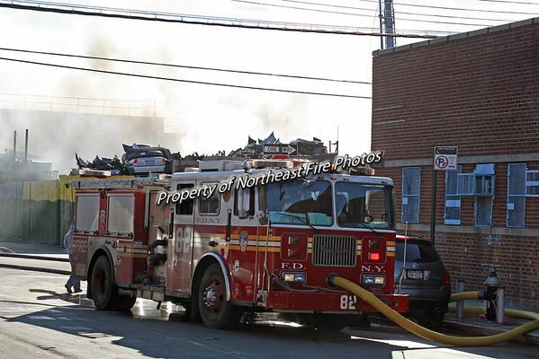 Bronx- Longfellow and East Bay- 1/16/08
