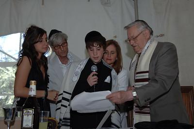Ryan Myers Bar Mitzvah