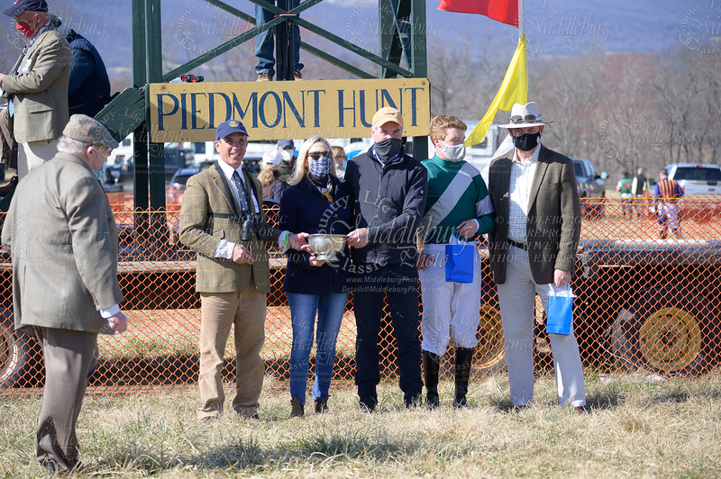 6th Race The Col. Richard Henry Dulany Memorial Open Flat