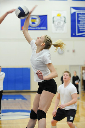 Snow Daze - Tues Volleyball