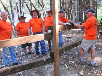 7/30/16  MRA Fencing Updates