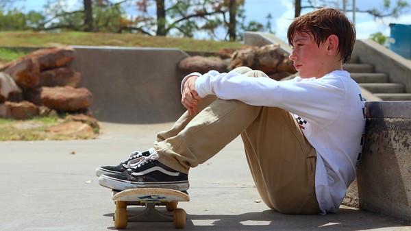 Dean Goggans Skateboard Photoshoot