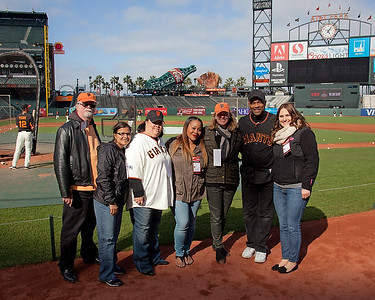 HCSF-2015 Hotel Heroes @ AT&T Park