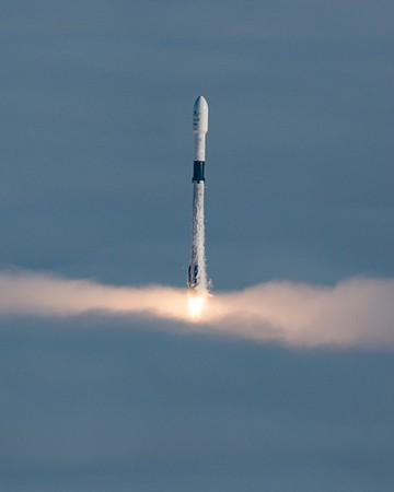 SpaceX Falcon 9 RADARSAT June 12, 2019