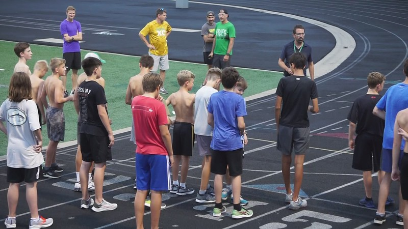 8-24-21 Mile Time Trial