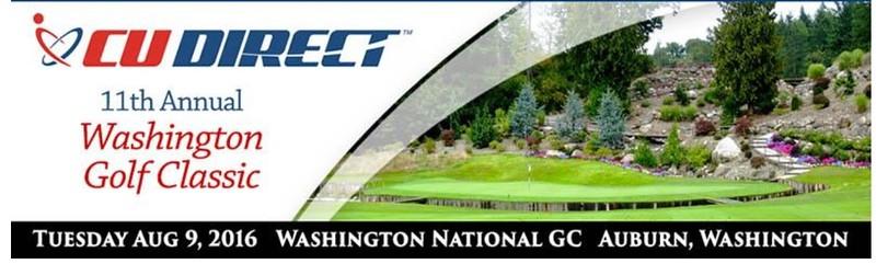 11th Annual CU Direct Washington Golf Classic