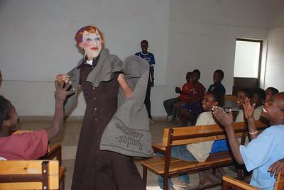15-03-30 Preston at Camp Langata in Ethiopia
