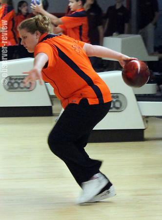 Penn Yan Dundee bowling 1-22-13