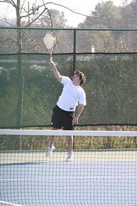 Darlington Varsity Tennis Men 2009
