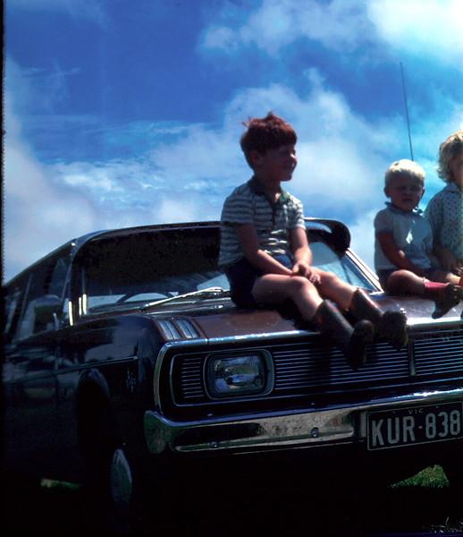 1970 December, David 6 years, Andrew 16 mths & Susan 5 yrs 5 mths @ Akeringa, Giffard West.jpg