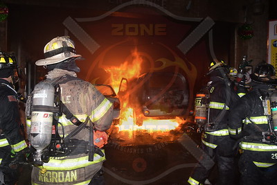 East Farmingdale Fire Co. Working Genral Alarm  Route 110  1/10/18