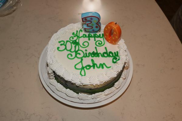 Johns 30th Birthday