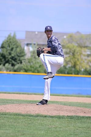 Oswego East Varsity Summer Baseball 2014