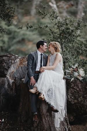 Abbey & Matt. Married.
