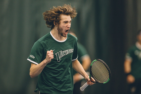 04-28-19 Horizon League Tennis Championships Day Three