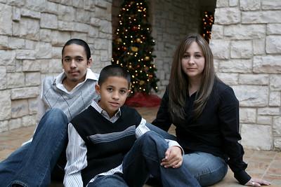 Denise, Josh and Julian