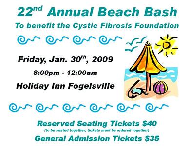 2009 Cystic Fibrosis Beach Bash!!