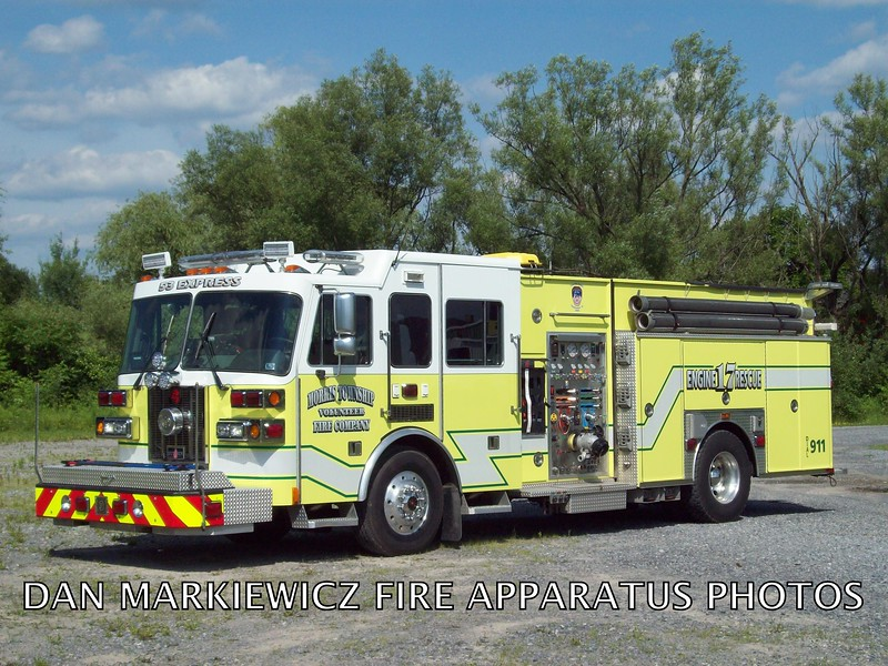 MORRIS TWP. VOLUNTEER FIRE CO.