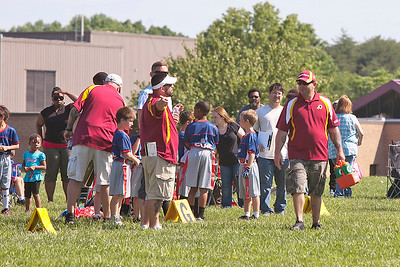 Redskins Flag Football - 6.8.14