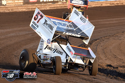 """""""The One & Only"""" - Knoxville Raceway - 8/13/20 - Paul Arch"""